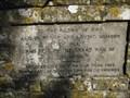 Image for Combined War Memorial - St John the Evangelist Church, Tincleton, Dorset, UK