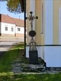 Image for Churchyard cross - Zhorec, Czech Republic