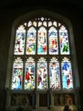 Image for St Mary's Church Windows - Titchmarsh, Northamptonshire, UK