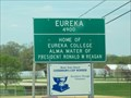Image for Eureka, Illinois.  USA.