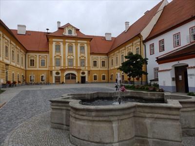 Klaster Borovany