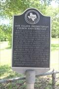 Image for Oak Island Presbyterian Church and Cemetery