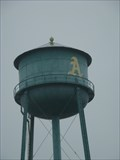 "Image for ""A"" Water Tower - Sparta, North Carolina"