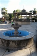 Image for Juarez Plaza Fountain  -  Xalisco, Mexico
