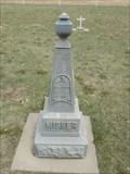 Image for Nancy E. Misner - Mingo Cemetery - Mingo, KS