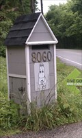 Image for Moomintroll Mailbox - Powell, Ohio