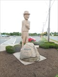 Image for Truro Tree Sculpture Series #11 - Acadian Farmer - Truro, NS