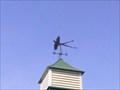 Image for Scissortail Flycatcher Weathervane - Edmond, OK