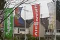 Image for Flag of Bad Breisig - RLP - Germany