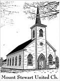 Image for St. John's United Church - Mt. Stewart, PEI by Sterling Stratton
