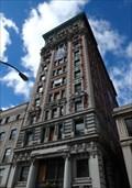 Image for Binghamton Press Building - Court Street Historic District -Binghamton, NY