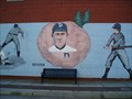Image for Ty Cobb Mural - Royston, GA