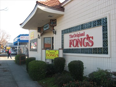The Original Fongs Castro Valley Ca Chinese Restaurants On Waymarking