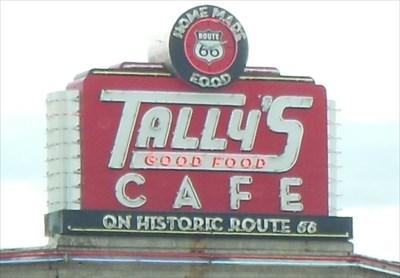 veritas vita visited Tally's Good Food Cafe - Tulsa, OK