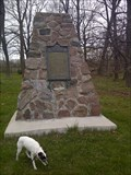 Image for St. George's Church Memorial Cairn - Deseronto, Ontario