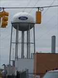 Image for Ford Water Tower - Ypsilanti Township, Michigan