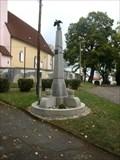 Image for Pomník obetem I. sv. války, Keblov, Czech republic