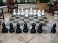 Image for St. Johns Town Center Chess Board - Jacksonville, FL