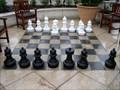 Image for St. Johns Town Center Chess Board - Jacksonville, FL
