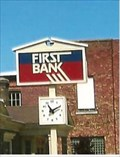 Image for 1st Bank Clock - Montgomery City, MO