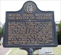 Image for Where Hood Watched The Battle Of Atlanta – GHM 060-106 – Fulton. Co. GA
