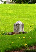Image for MONUMENT 552A (PG2198) - Derby Line, VT/Stanstead, QC