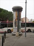 Image for Colonne Morris - Avenue Anatole France - Aix en Provence, Paca, France