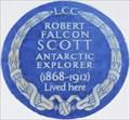 Image for Robert Falcon Scott - Oakley Street, London, UK