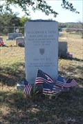 Image for 1st Lt. David E. Yates - Tolar, TX