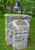 Image for Bell - Merrickville Public and Continuation School - Cenotaph Park, Merrickville, Ontario