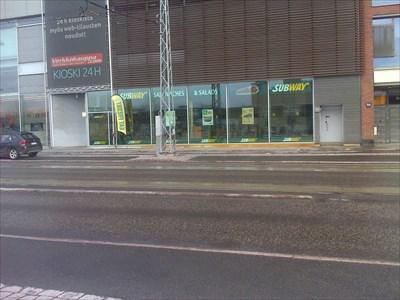 Subway Jätkäsaari