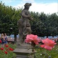 Image for Diana, Roman Goddess and Asteroid - Bamberg, Germany
