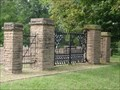 Image for Old Arsenal Gates at Jefferson Barracks Park, St. Louis County, MO