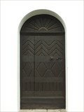 Image for Doorway of St. Martinus, Wormersdorf - NRW / Germany