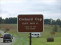 Image for Orchard Gap 2672 ft