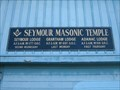 Image for Masonic Temples - Seymore Masonic Temple