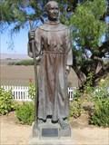 Image for Junípero Serra at Mission San Juan Bautista