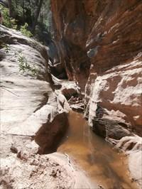 Hidden Canyon - Zion National Park