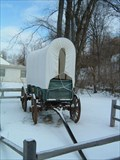 Image for Boonslick Road Covered Wagon - St. Charles