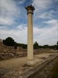 Image for Column Aquincum - Budapest, Hungary