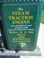 Image for George White Steam Tractor - Fanshawe Pioneer Village, London, Ontario