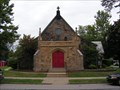 Image for First permanent place of worship - Titusville, PA
