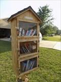 Image for Little Free Library 99642 - Mulvane, KS