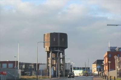 Watertoren IJmuiden, Netherlands