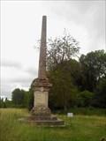 Image for Obélisque de Saint-Vrain