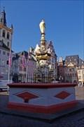 Image for Marktbrunnen - Trier, Germany