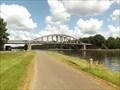 Image for Truss bridge above Albert-Kanal near Tervant - Limburg / Belgien
