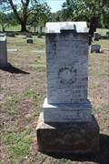 Image for Tyra S. Mooney - Shelby Chapel Cemetery - Henderson County, TX