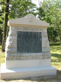 Image for 36th Ohio Infantry Monument - Chickamauga National Battlefield