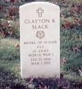 Image for Clayton K. Slack-Arlington, VA
